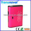 2013 hot Universal power bank 12000mAh with double usb port