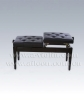 Teaching Piano Bench,Brown or Black Color available(PB500)