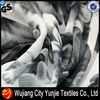 crepe polyester chiffon fabric/evening wear fabric/European style