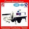 2012 hot selling economic type small concrete pump