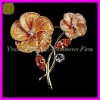 Wedding Invitation Brooch Floewer Factory XZ-061