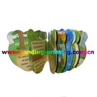 supply Die cut book printing