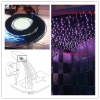 easy-installation fiber optic star ceiling kit for decoration