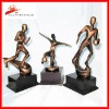 Polyresin Sports Trophy Figurine