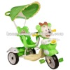 baby trike with handle bar