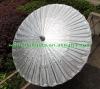 WUVP-4251D bamboo non-woven anti UV umbrella