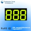 yellow green color three digits led display 7segment Digital 0.56 inches LED digital