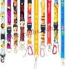 Hot sell printing polyester lanyard