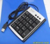 new numeric keypad with screen lock key