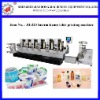 Multicolor Fully Rotary Label Printing Machine