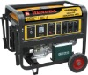 5kw Gasoline Generator set with trolly and key
