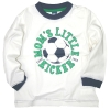 [LEAP]Baby boy's soccer long sleeve T-shirt(child garment,kid wear)