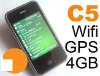 GPS Mobile Phone C5 WiFi Java