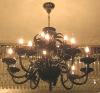 Iron chandelier,classic chandeliers