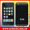 SG16 dual camera phone with 3.5'' big touch screen,high speed wifi