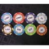 13.5g 3-Tone Crown Clay Poker Chip