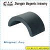 Manufacture  Sintered Permanent Strontium-Ferrite Magnet for DC Motor