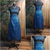 Stunning  Lace  Evening Dress --HW078