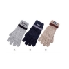 jacquard knitted glove