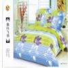 polyester bedding  set/environmental protection printing and dyeing bedding set/4pcs bedding set