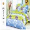 polyester bedding  set/environmental protection printing and dyeing bedding set/4pcs bedding set