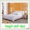 Wood Furniture Bed PY-1068