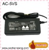 Camera Power Supply Battery Charger AC-5V AV-5VS for FUJI