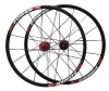 "MTB 26"" white&BK TOPPER alloy wheel sets"