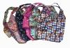 190T material, Polyester bag,Folded bag, Shopping bag