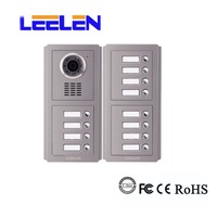 Door entry phone system with modularized of door panel