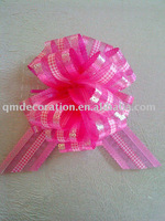 Item No.Q50 D52/ X4#-52 Pom Pom Bow