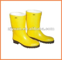 Chemical proof boots, labor shoes, safety shoes