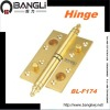 adjustable wooden door hinge BL F174