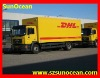 the cheapest DHL express service from China to UNITED STATES