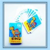 The FUN IN THE SUN black-core playing card & game cards