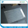 self-adhesive sticker for electrical appliances