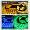 12v smd 3528 led flex strip light 60leds/m
