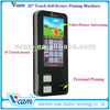 22 Inch Wall Mount Touch Terminal Self-Service Kiosk