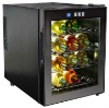 46L wine cooler/ cooler & warmer/ cooling box/mini fridge