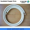 insulated copper tube with nuts