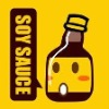 Japanese soy sauce 3ml/8ml/148ml/300ml/500ml