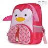 Penguin animal school backpack