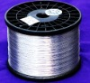electro-galvanized wire for metal scourer