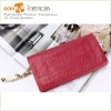 2012 Fashion Stylish Genuine Leather Lady Wallet Purse The World Proffesional Bag Factory