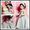 Stlye (LG50024) Popular Design Oversea Applique Organza Flower Girl Dress