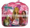 High Quality Nylon Cartoo Hannah Montana Lunch bag S15