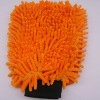sale well orange microfiber car cleaning cloth
