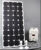 good price 80w portable home use solar power system