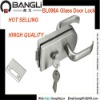 the most popular type zinc-alloy single glass door lock with handle (BL098A)