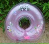 PVC inflatable neck ring for baby